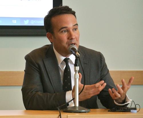 Krux、「DMPからのデータ流出」も検知できる高機能DMPを日本展開、CEOチャベス氏インタビュー