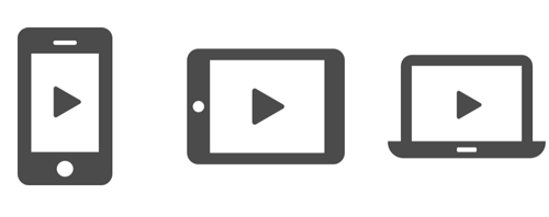 縦型動画と横型動画の違いって何...
